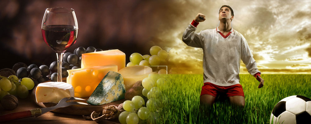 Fotbalul, vinul si pescaria ( partea 1 )