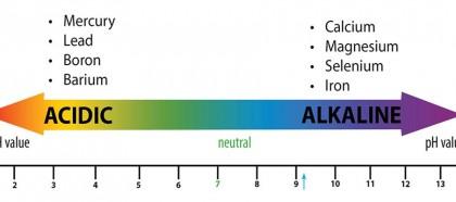 Influenta pH-ului apei asupra starii de sanatate a pestilor