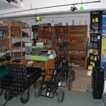 Magazinul de articole de pescuit